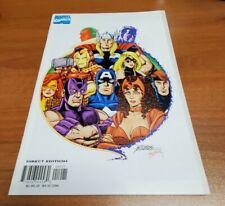 🔥🔥🔥 The Avengers #12 CGC Worthy? George Perez Rare Portrait Incentive Variant