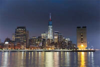 NYC - Freedom Tower Poster 36in x 24in