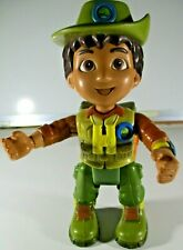 "Go Diego Go Extreme Rescue Rainforest Figurine. 6.5"" Tall or 16.5cm."