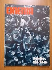 NEW CINEMA 10/1971 Marisa Mell, Barbara Bouchet, Rosalba Neri, Eva Czemerys