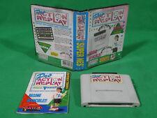 Pro Action Replay Datel Pro Super SNES Nintendo Cartridge Boxed + Manual + Codes