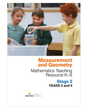 Measurement and Geometry – Stage 2: Maths Teaching Resource K–6