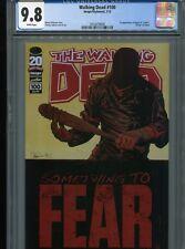 Walking Dead #100 (1st Negan & Lucille)  CGC 9.8 WP