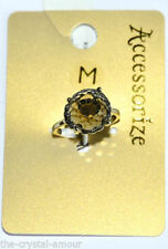 Accessorize Stone Costume Rings