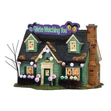 Department 56 - (New) Halloween Glares and Stares House #4036590