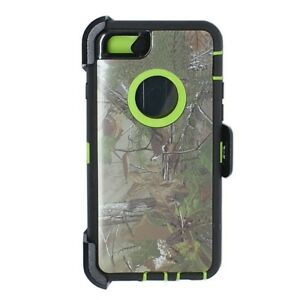 For Apple iPhone 6 Plus 7 8 XR XS Max Case w/Belt Clip fits Otterbox Defender