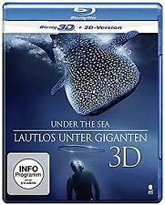 Under the Sea - Lautlos unter Giganten [3D Blu-ray +...   DVD   Zustand sehr gut