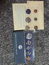 Special Mint Sets - SMS (1965 & 1966 ) 40% silver Half Dollars