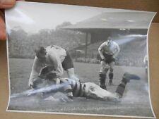 1947 ORIGINAL PRESS PHOTO HEADINGLEY  LEEDS v CASTLEFORD      21x15cm