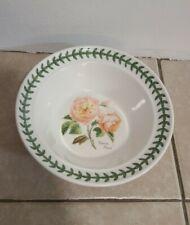 "Portmeirion BOTANIC ROSES Tamora Peach 6"" Bowl"