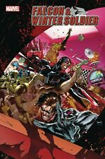 Falcon and Winter Soldier #5 Marvel Comics PREORDER – SHIPS 25/11/20