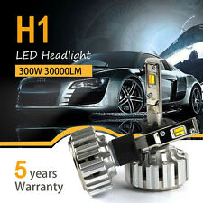 Hot H1 300W 30000LM LED Headlight Kit 3000K&6000K Bulbs Pair Dual Color Kit