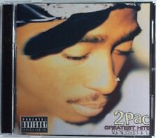 2Pac - Greatest Hits Revisited 2 Disc (Tupac Makaveli Unreleased Remixes Demos)