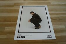BLUR - RARE PROMO PRESS PHOTO - FOOD ARCHIVE - KODAK PAPER 1999 !! 1