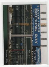 2010 Upper Deck Progressive Field Ballparks Cleveland Ohio Card # 548 /99
