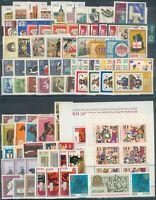 DDR,Jahrgang 1967**, Michel 50€, pracht