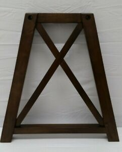 """26"""" NEW Table Legs (ONLY) Contemporary Solid Quality Wood Ashley Furniture"""