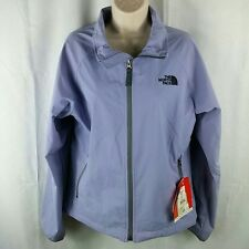 The North Face windstorm jacket Women M NWT windbreaker Purple from Outlet