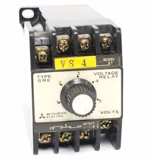 MITSUBISHI ELECTRIC SRE-AA VOLTAGE RELAY SREAA