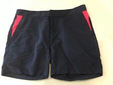 Richard James. Argo Shorts. Midnight / Hibiscus. Size 32. RRP £95.