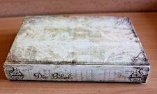 Elberfelder Bibel – Taschenbibel, Motiv Vintage Elberfelder Übersetzung 2015 NEU
