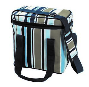 Avanti Cooler Bag-Blue Stripe