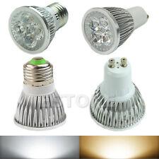 9W 12W 20W High Power GU10 E27 LED Light Energy Saving Globe Bulb Spot Lamp