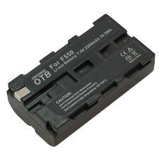 Battery for Sony NP-F550 2200mAh Li-Ion ON1448 UK