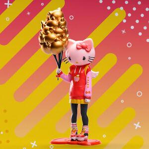 BAIT Kidrobot Hello Kitty Candie Bolton Figure Feeling Blue DCon 2019 Exclusive