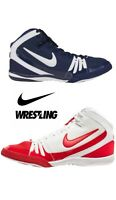 NIKE FREEK Wrestling Shoes Ringerschuhe Chaussures de Lutte Boxing MMA