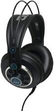 AKG K240 MKII PRO STUDIO OVER-EAR HEADPHONES BLACK SEMI-OPEN NEW