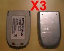 Lot Of 3 Samsung E316 E310 Generic Batteries For E316 E310