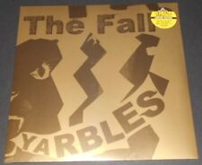 THE FALL yarbles UK LP 2014 limited edition live 2002 180 gram vinyl NEW SEALED