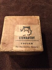 Contax Copier Copax Stewartry copier for the contax camera box Original Notes