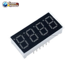 "0.36inch 7 Segment 4 Digit Common Cathode 0.36"" RED LED digital display GM"