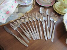 Action WMF Cromargan Stainless 15 Mixed lot  Salad  Dinner Forks Soup tea Spoon