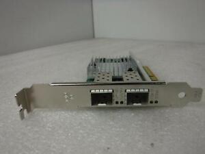 Dell 0VFVGR Intel X520-DA2 Dual Port 10GB Ethernet Adapter_