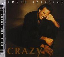 Julio Iglesias - Crazy [New SACD] Hong Kong - Import
