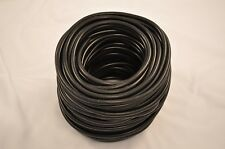 "SILICONE VACUUM HOSE 1/8"" (3MM) BLACK HI-PERFORMANCE TURBO RACING CUSTOM TUBING"