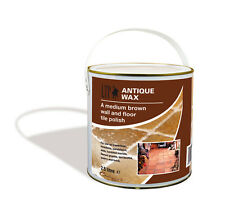 LTP Antique Bees Wax For Terracotta Slate Stone Marble and Wood 2.5 Litre Tin