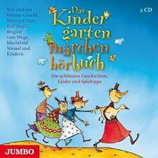 Das Kindergartenmärchenhörbuch Die schönsten Geschichten Lieder & Spieltipps Neu