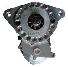 Mean Green Jeep Wrangler Starter fits 87 2.8L NEW!!!!!!