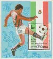Timbre Sports Football Nicaragua BF176 ** lot 16884
