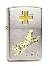 Zippo Feuerzeug Kampfflugzeug STUKA JU 87 Gravur