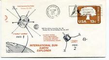 1977 International Sun-Earth Explorer Isee 1 Kennedy Space Center Delta USA SAT