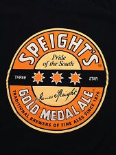 VINTAGE SPEIGHT'S GOLD MEDAL ALE - PRIDE OF THE SOUTH T SHIRT SMALL