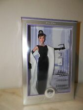 AUDREY HEPBURN BARBIE BREAKFAST AT TIFFANYS HOLLY GOLIGHTLY 1998 NIB BLACK DRESS