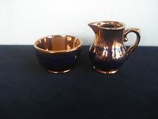 Lustre Ware Mini Pitcher & Bowl Made in England