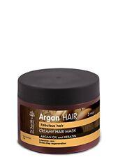 Elfa Pharm Creamy Mask With Argan Oil Keratin for Damaged Hair 300ml