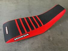 Honda Trx 400Ex Trx 400 Ex Seat Cover 1999 2007 Red Sides Black Top Red Rib 203